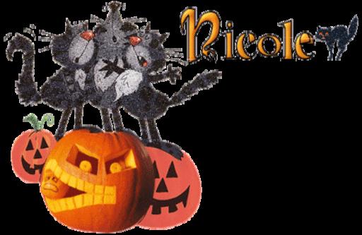Nicole - ANI HalloweenKittyTrio257 ByLuana dena