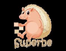 Superbe - CutePorcupine