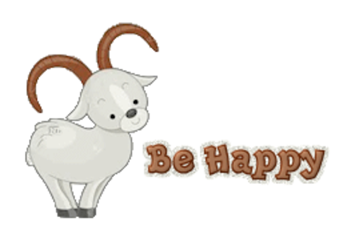 Be Happy - BighornSheep