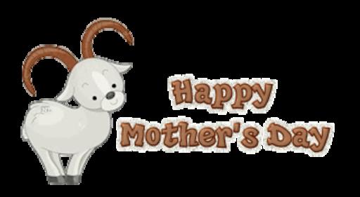 Happy Mother's Day - BighornSheep