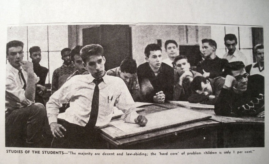 Architecture & Industrial Design, Class of 1959