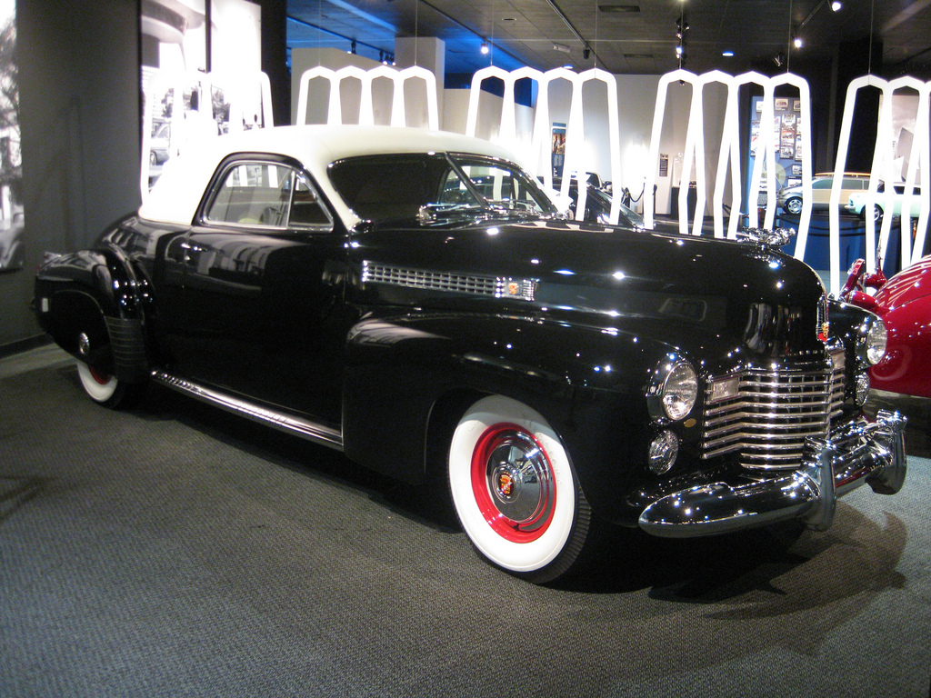 1941 Cadillac ClarkGable