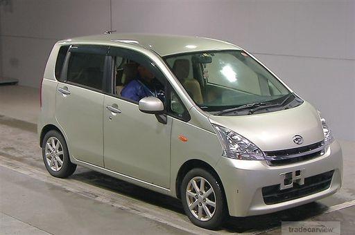 2012 Daihatsu Move