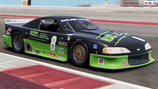 1997 Ford Mustang Cobra Trans-Am MkIII