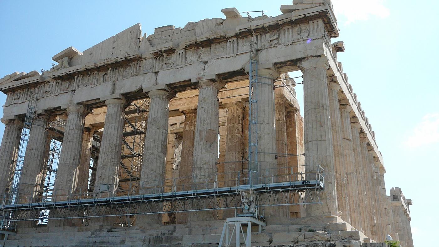 Parthenon 448 - 432 BC