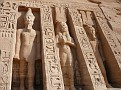 Abu Simbel Queens Temple