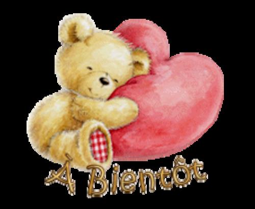 A Bientot - ValentineBear2016