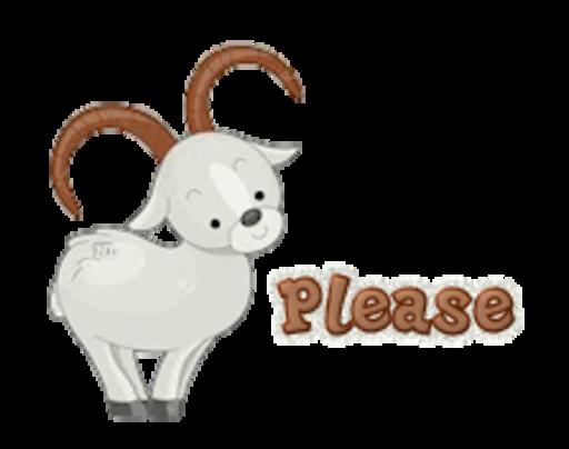 Please - BighornSheep