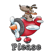 Please - DogFlyingPlane