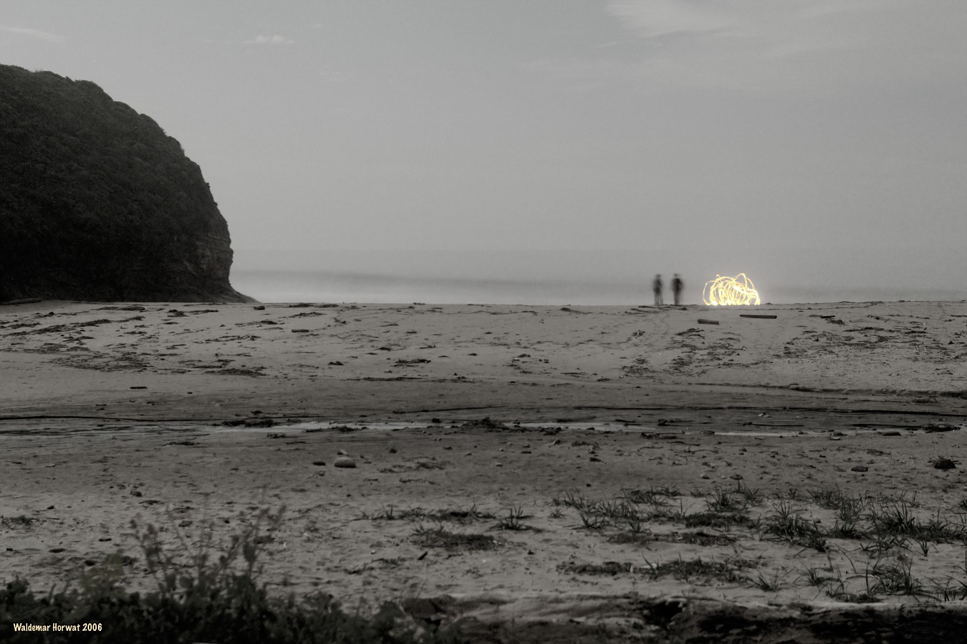 Ian's Fire