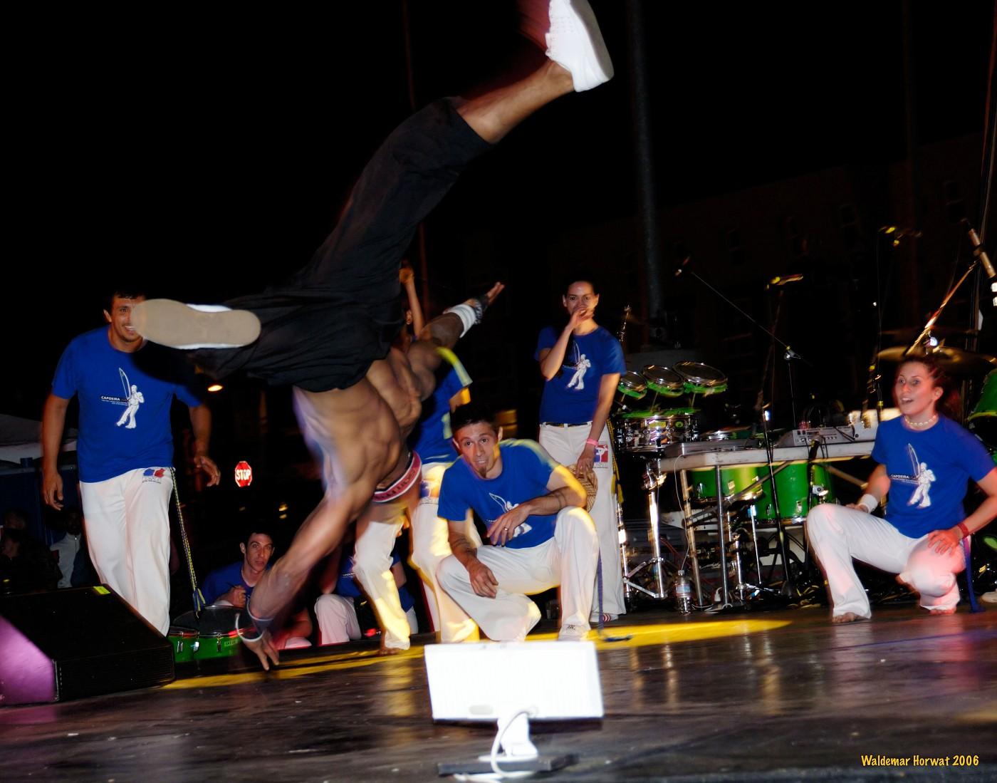 Capoeira USA