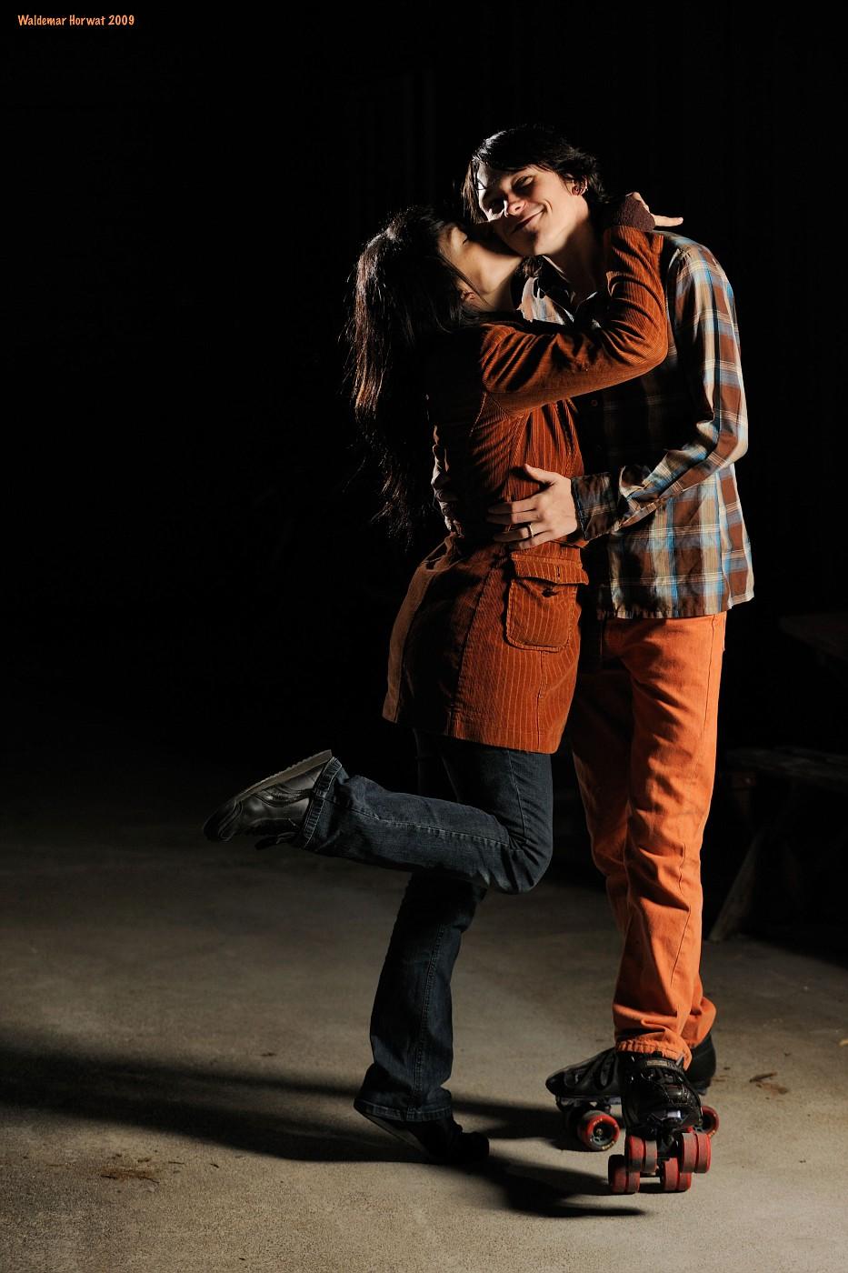 Jenni and Mike