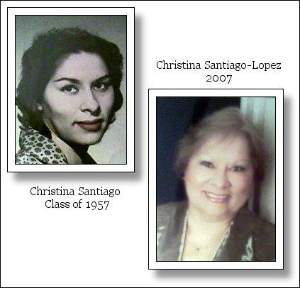 Christina Santiago Class of 1957