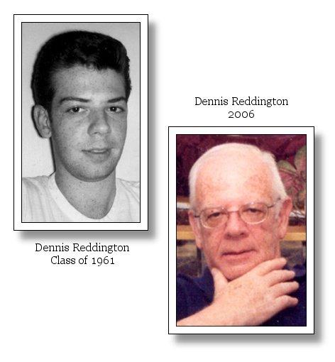 Dennis Reddington Class of 1961