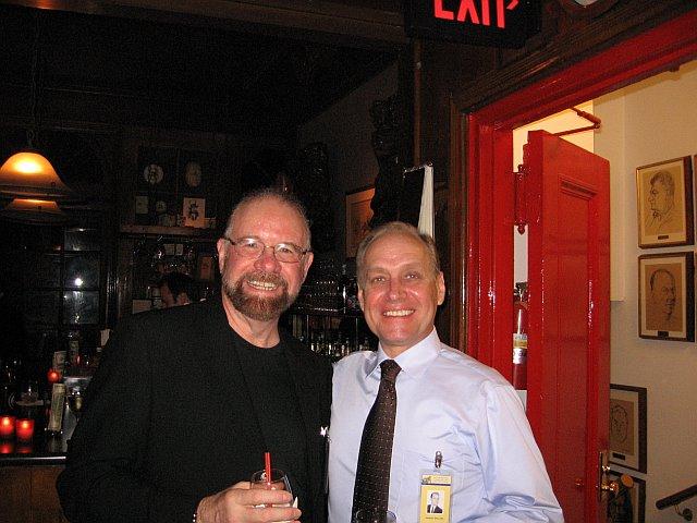 Bert Monroy & Joseph Collins