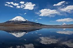 Volcan Parinacota