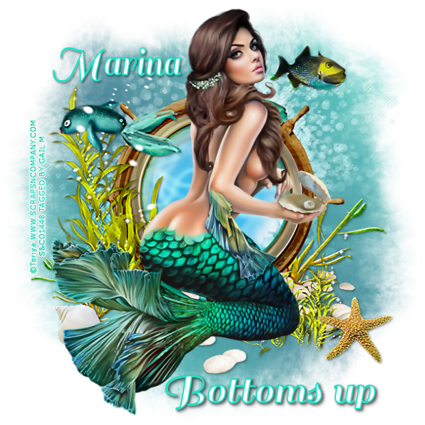 BOTTOMS UP!!! - Page 3 SweetMermaidBUMarinavi-vi