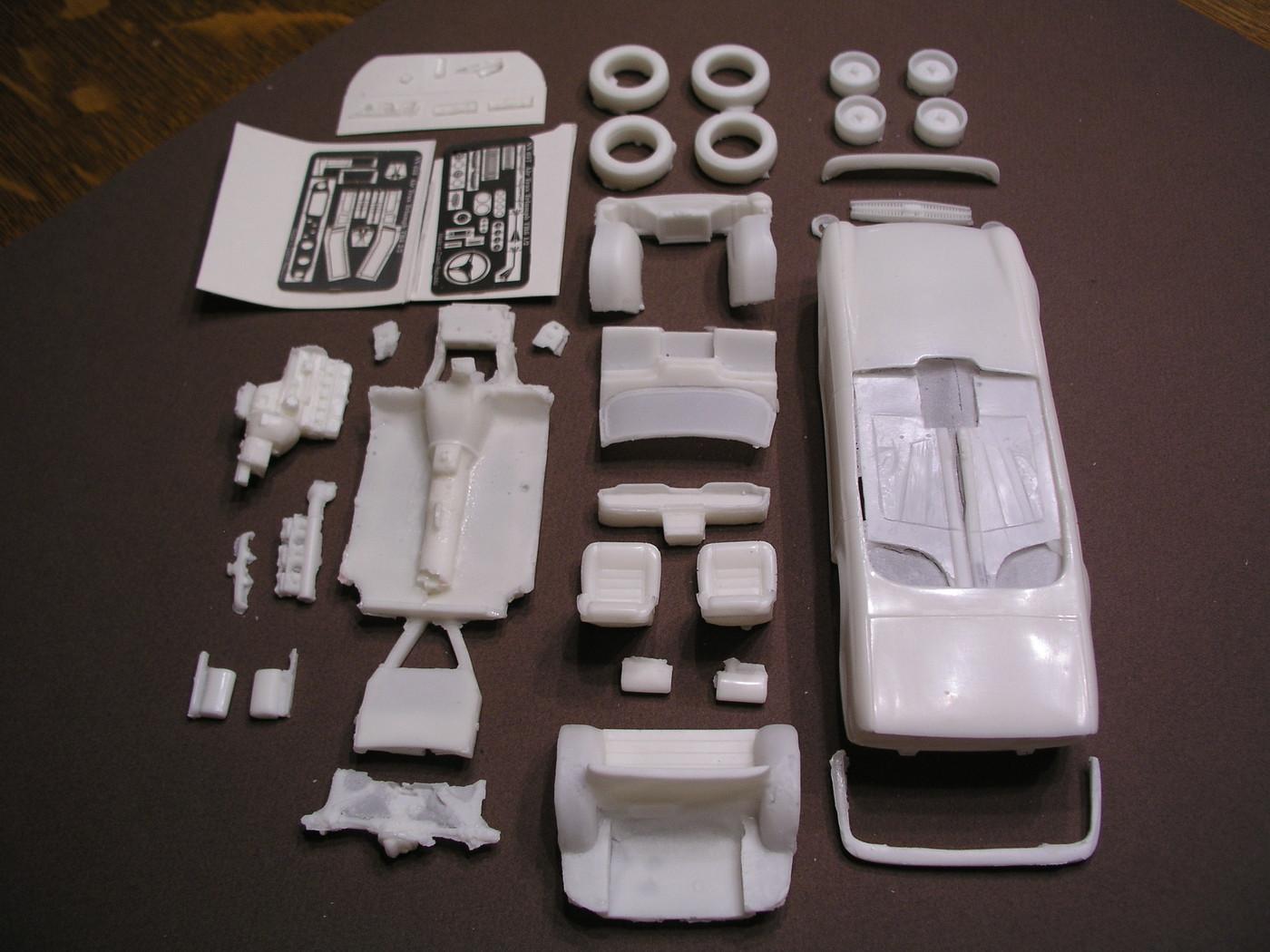 Triumph TR6 AirTrax resinNphotoetch  BillAustinPic22