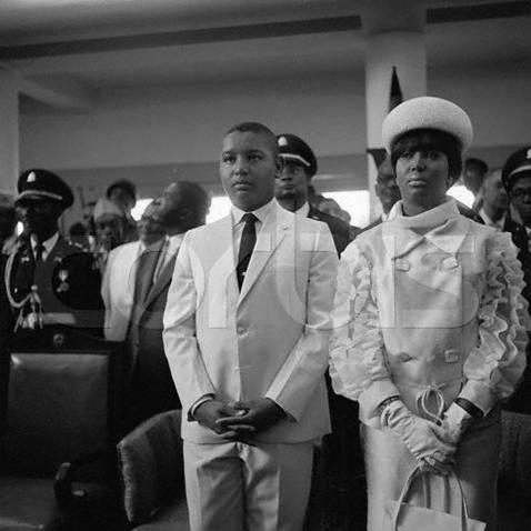 Pages d'histoire de l'époque Duvalierienne JeanClaudeDuvalierandsidter-vi