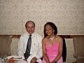 Dr. Mario Lavelanet at sa charmante épouse Graziella
