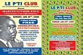 lep'titclub presents Marthin Luther King's Cultural Celebrations