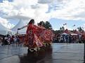 Темпераментный цыганский танец