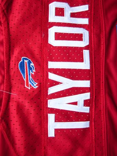 Bills Taylor #5 red06