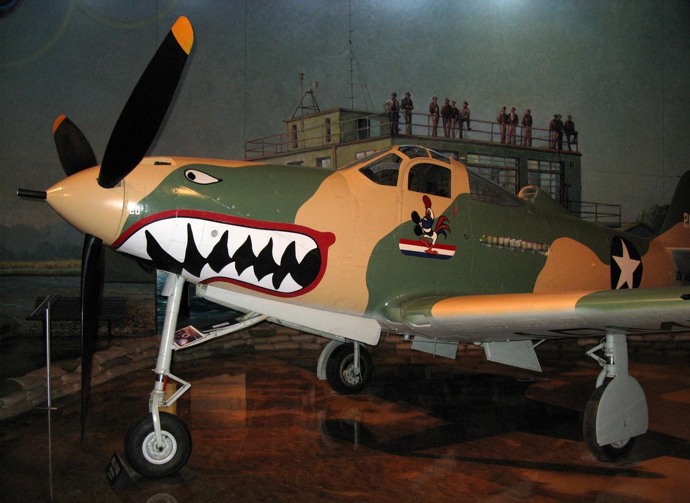 Bell P-39Q Airacobra