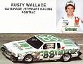 1984 Rusty Wallace