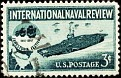USA 1957 International Naval Review