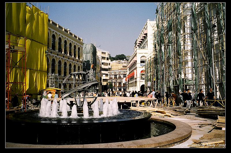 [澳門]Rush。Macau