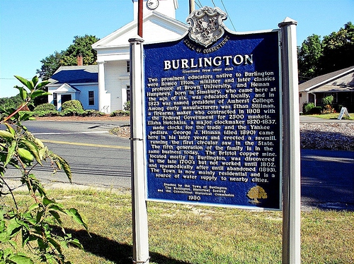 BURLINGTON - HISTORY - 02