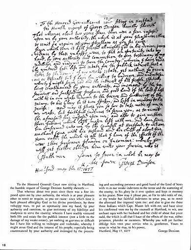 STONINGTON CHRONOLOGY - PAGE 018