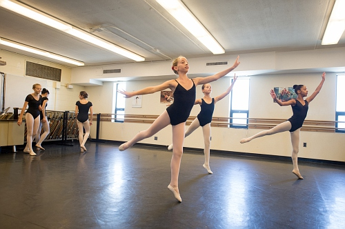 Brighton Ballet Practice DG-136