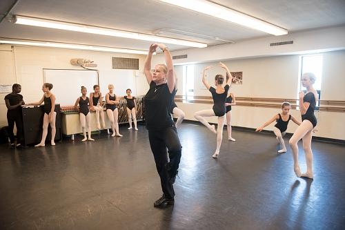 Brighton Ballet Practice DG-81