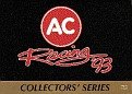 1993 AC Racing Cover Card (1)