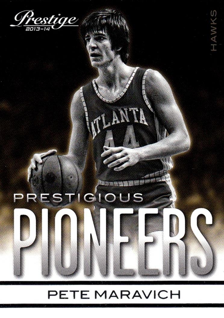 2013-14 Prestige Prestigious Pioneers #10 (1)