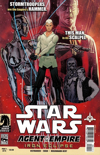 Agent of the Empire Iron Eclipse #1