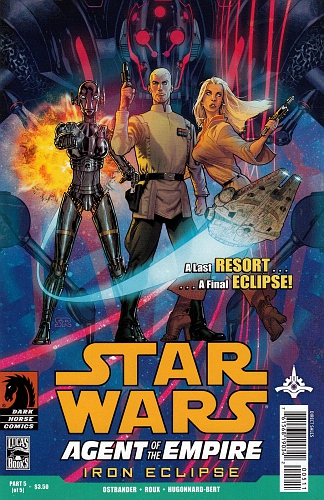 Agent of the Empire Iron Eclipse #5