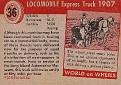1953-54 Topps World on Wheels #036