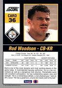 1992 Score '90s Gridiron Stars #36 (2)