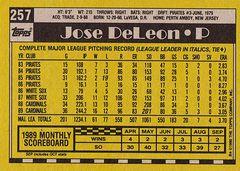 1990 Topps #257 (2)