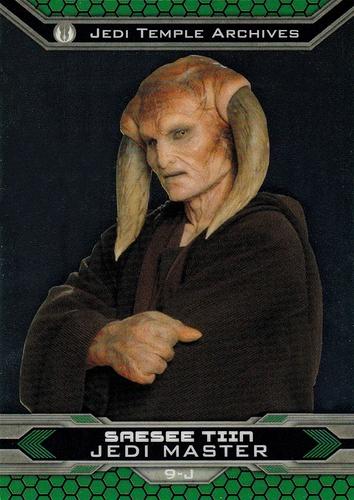 Chrome Perspectives Jedi vs  Sith #09J (1)