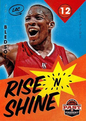 2012-13 Past & Present Rise 'N Shine #058 (1)