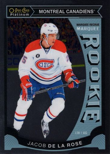 2015-16 O-Pee-Chee Platinum Marquee Rookie #M04 (1)