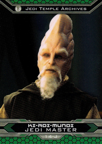 Chrome Perspectives Jedi vs  Sith #14J (1)