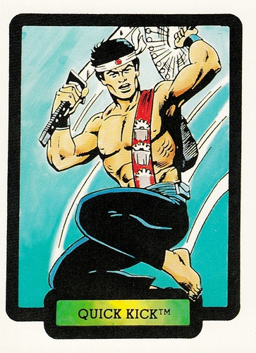 1987 Comic Images GI Joe #15 (1)