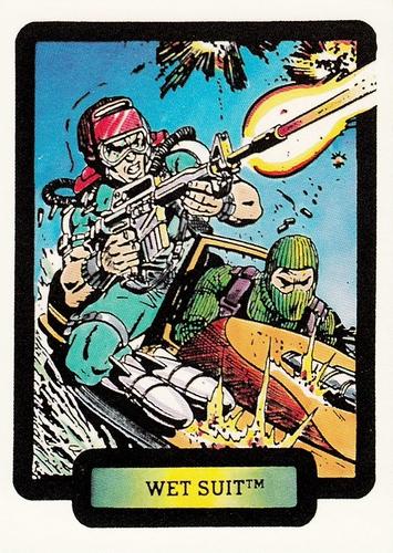 1987 Comic Images GI Joe #18 (1)