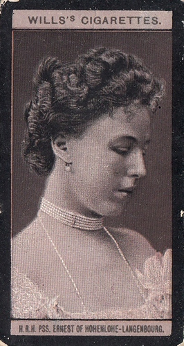 1908 Wills European Royalty #062 (1)