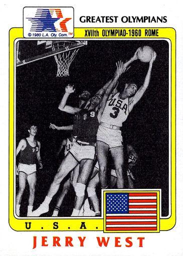 1983 Topps Greatest Olympians #91 (1)